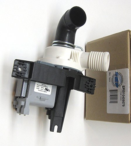 Washing Machine Drain Pump for Whirlpool Cabrio Oasis W10...