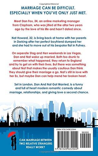 Dan And Nat Got Married: Amazon co uk: Jon Rance: 9781549632044: Books