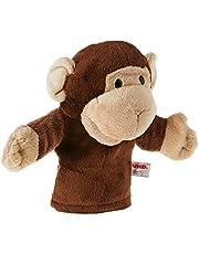 Gund Mambo Monkey Hand Puppet Plush, 10.5 Inches
