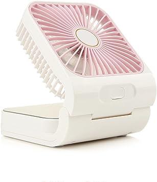 Sunny Ventilador De Escritorio Ventilador para Conectar, Es Decir con El PC Fan PC Notebook USB (Color : Pink): Amazon.es: Electrónica