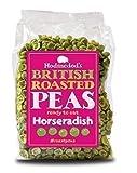 Hodmedod - Great British Peas - Roasted Peas - Horseradish 300g (Pack of 2)