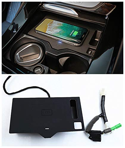 Console Storage Box Wireless Charging Charger for BMW X3 G01 X4 G02 2018 2019 LHD