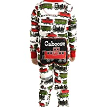 Lazy One Kids Flapjack Onesie by LazyOne | Matching Family Christmas Pajamas + Adult, Kid, and Infant Sizes