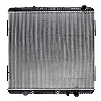Replacement 238659 Western Star Plastic Tank Radiator with Oil Cooler W100 4900SB