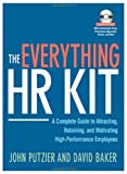 The Everything HR Kit, John Putzier and David Baker, 0814416098