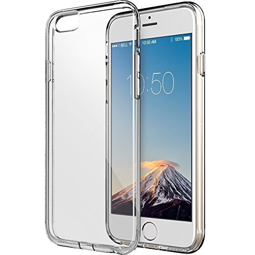 ultra Thin Christal straightforward Transperant gentle Gel TPU Silicone lean event for iPhone 6 Plus 6S Plus having straightforward Back Panel Scratch reluctant Shock digesting Bumper ultra Thin Non glide fantastic in shape Cases