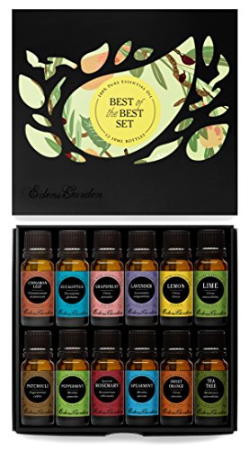 living essential oil starter kit - 5