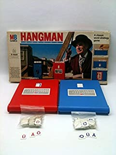 Image result for 19802 hangman board game