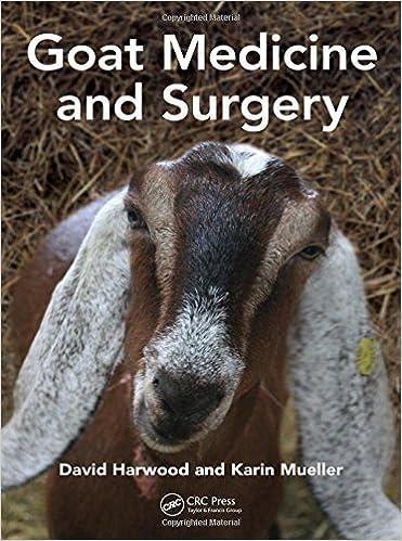 382de6ed0 Goat Medicine and Surgery  Amazon.co.uk  David Harwood