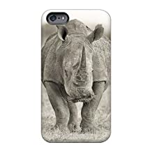 High Quality Horned Rhino Cases For Iphone 6 / Perfect Cases
