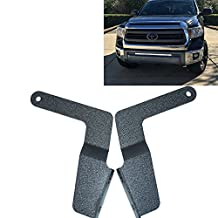 UNI 30 INCH Led Light Bar Front Grill Lower Hidden Bumper Mounting Mount Brackets for 2005-2015 Tacoma Toyota