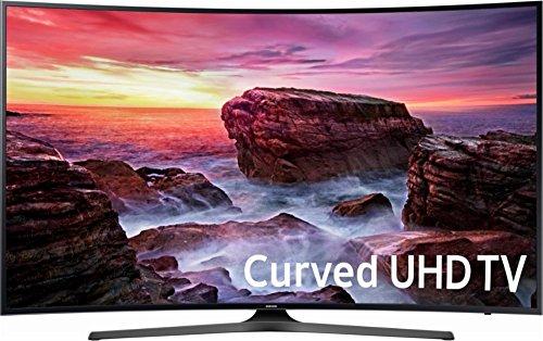 Samsung 55-Inch Curved LED 2160p Smart 4K Ultra HD TV(Certified Refurbished)