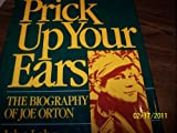 Prick up Your Ears, John Lahr, 0394501535