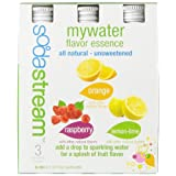 SodaStream My Water Variety 3-Pack 3x40ml-Makes 60-Litres