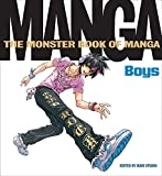 Monster Book of Manga: Boys by Ikari Studio (2010-01-05)