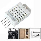 Gearmax AM2302/DHT22 Digital Temperature and Humidity Sensor For Arduino Raspberry (White)