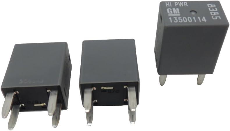 GM 19116057 High Power 4 Terminal Multi-Use Relay 8385
