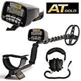 GARRETT AT GOLD METAL DETECTOR W/EDGE DIGGER CAMO POUCH BOOK & INSTRUCTION DVD by MDS-ATGOLD-DIGGER-CAMO