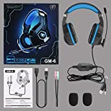 Gaming Headset PS4 Headset Pro 7.1 Surround Sound