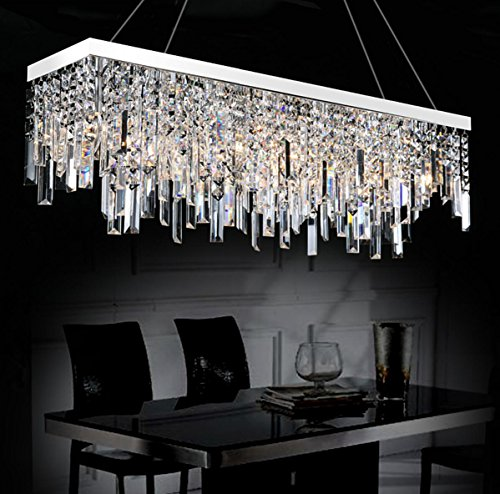 Compare Price To Linear Crystal Chandelier Dreamboracay Com