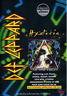 Amazon com: Hysteria - The Def Leppard Story: Nick Bagnall