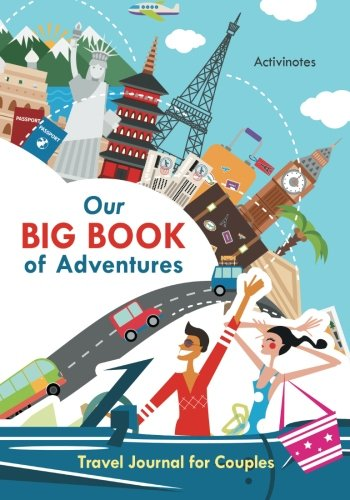 Our Big Book Adventures Journal