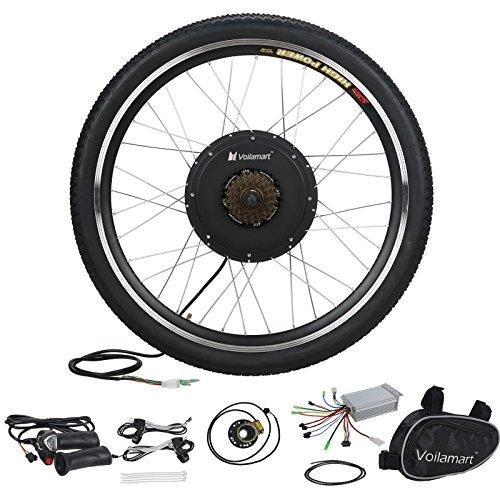 mountain bike electric motor kit - 3
