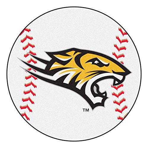 NCAA Towson University Baseball Mat, Small, (Fanmats Towson University)