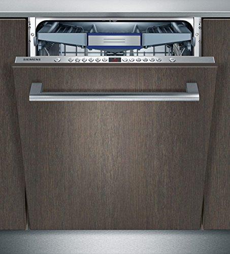 Siemens SN66P092EU iQ500 Geschirrspüler Vollintegriert / A+++ / 237 kWh / 14 MGD / 2660 Liter / 3-fach Wasserschutz 24h