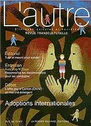L'autre, N° 38/2012 : Adoptions internationales