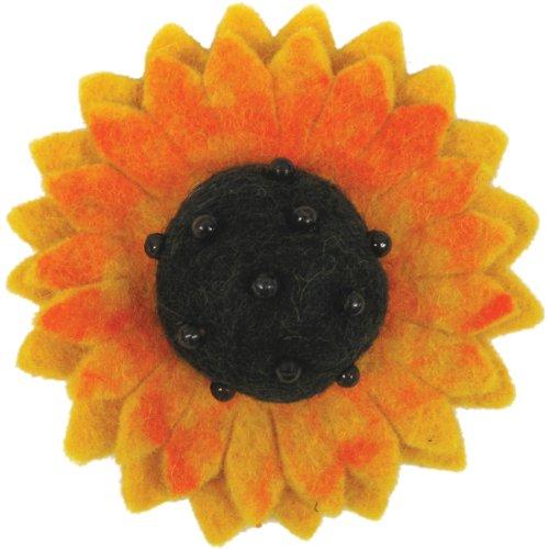 Dimensions Felt Embellishments, Sunflower ()