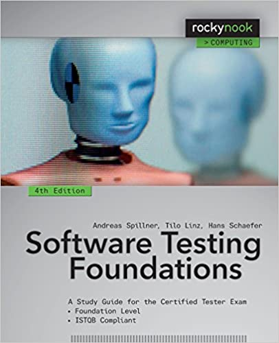 Software Testing Foundations 4th Edition A Study Guide for the Certified Tester Exam