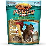Zuke's Power Bones Fresh Peanut Butter Recipe Dog Treats - 6 oz. Pouch