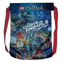Lego Legends of Chima Cinch Sack Tote - Backsack