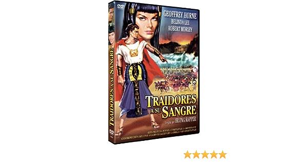 Traidores a su sangre [DVD]: Amazon.es: GEOFFREY HORNE, BELINDA LEE, ROBERT, MORLEY, VIRA SILENTI, LUCIANO RICCI, GEOFFREY HORNE, BELINDA LEE: Cine y Series TV