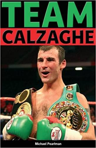About An Evening with Joe Calzaghe