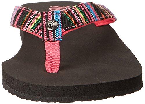 Sandalo Da Fiesta Da Donna Di Colore Cobian