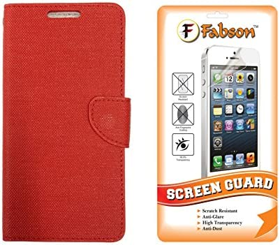 brand new f55c5 80c1d Fabson Screen Guard & Flip Cover for Vivo Y11 Flip: Amazon.in ...
