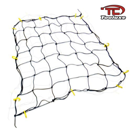 Amazon Com Cargo Net 72 X 96 With 28 Hooks Heavy Duty Net Automotive