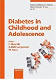img - for Diabetes in Childhood and Adolescence (Pediatric and Adolescent Medicine, Vol. 10) book / textbook / text book