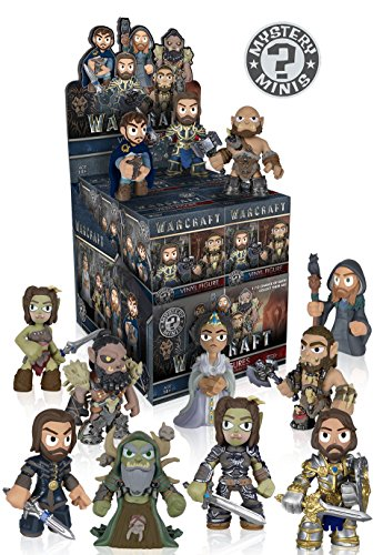 Funko-Mystery-Mini-Warcraft-Movie-One-Mystery-Figure-Action-Figure
