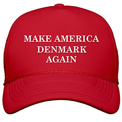 Make America Denmark Again: OTTO Poly-Foam Snapback Trucker Hat