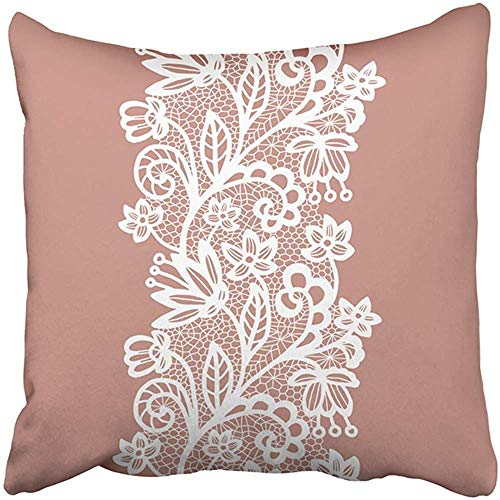 crochet edge pillow cases - 1