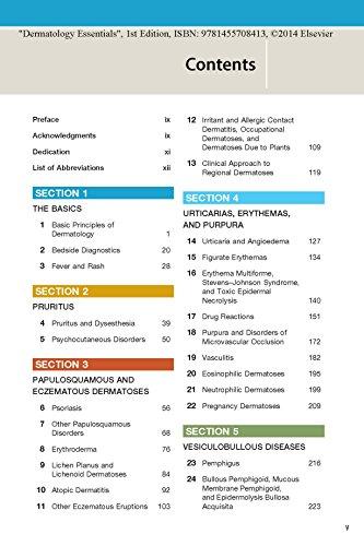 Dermatology Essentials - http://medicalbooks.filipinodoctors.org