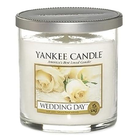 Yankee Candle, Grande candela pilastro, Rosa 1269268E