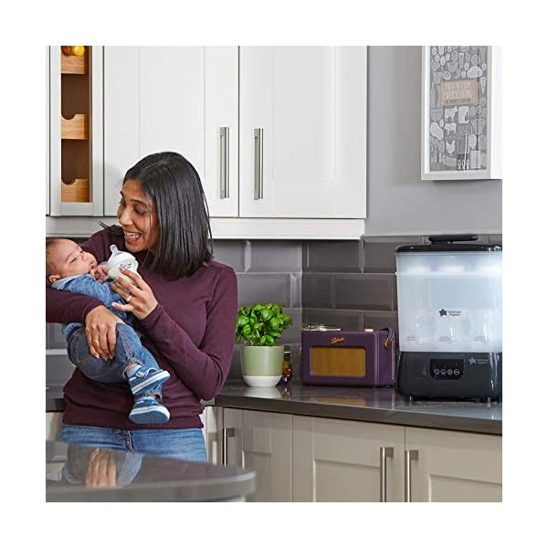 New Tommee Tippee Steri-Steam Electric Steam Sterilizer, White 2