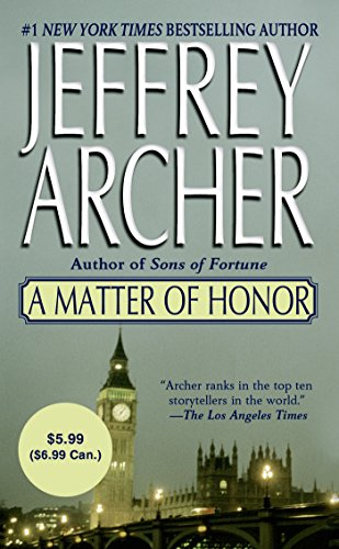 book cover of A Matter of Honour