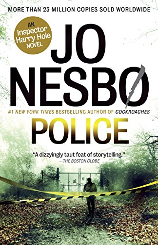 Police: A Harry Hole Novel (Harry Hole series Book 10) by [Nesbo, Jo]