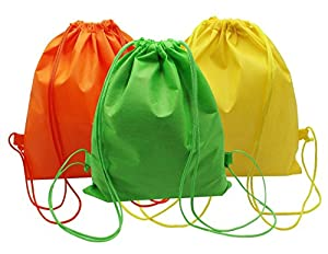Amazon.com : MZD8391 Beach Towel Drawstring Tote Bag Backpacks ...