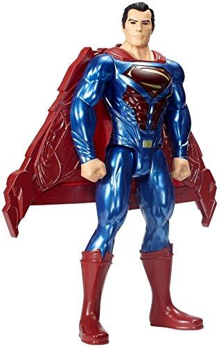 Mattel DC Justice League Thermal Power Superman Figure, 12